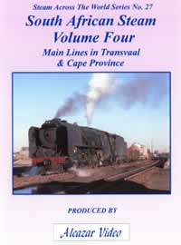 Vol.60: Steam Across the World No.27 - South African Steam in the '70's Part 4 (52-mins)