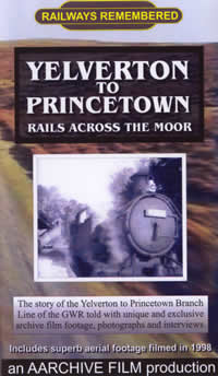 Rails Across the Moor (60-mins)  (DVD-R)
