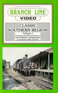 Classic Southern Region Vol.1 - South East (60-mins)  (DVD-R)