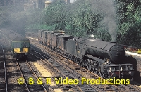 Vol.187 - Scottish Railways Remembered Part 6 (60-mins) (Released 28th.August 2014)