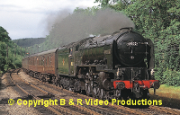 Vol.194 - Scottish Railways Remembered Part 7 (60-mins) (Released May 2015)