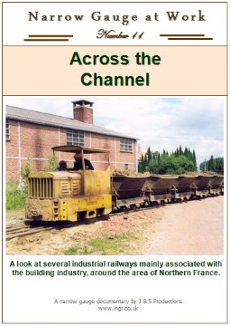 Narrow Gauge at Work No.11 - Across the Channel (59 mins)