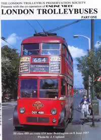 London Trolleybuses Part 1 (101-mins)